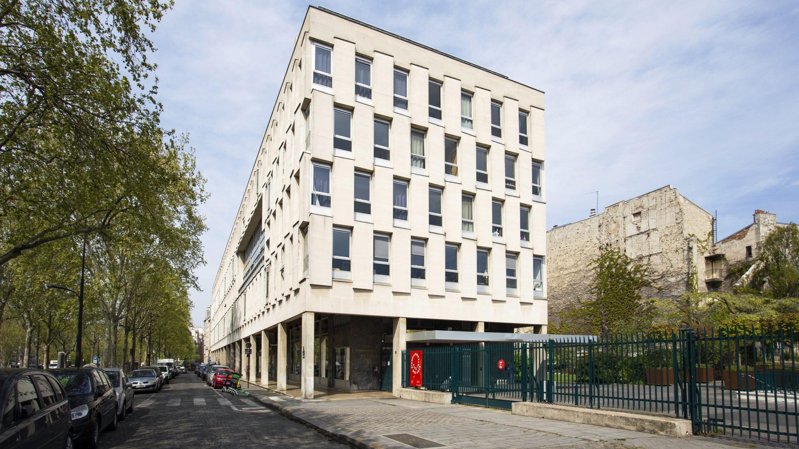 Candidatez pour une résidence artistique à Paris : la Cité internationale des arts